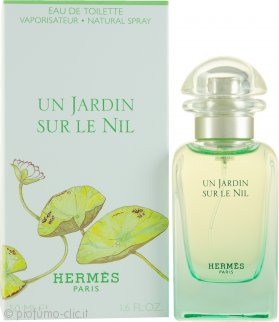 Hermes Un Jardin Sur Le Nil Eau De Toilette 50ml Spray