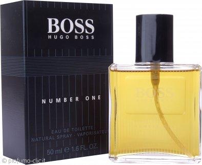 Hugo Boss Boss Number One Eau de Toilette 50ml Spray