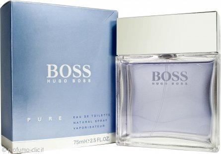 Hugo Boss Boss Pure Eau de Toilette 75ml Spray