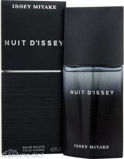 Issey Miyake Nuit d'Issey for Men Eau de Toilette 125ml Spray