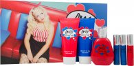 Jigsaw OMG! Loved Up Confezione Regalo 100ml EDT + 150ml Lozione Corpo + 150ml Gel Doccia + 3 x 20ml Spray da Borsetta