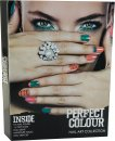 Jigsaw Perfect Colour Nail Art Collection Confezione Regalo 23 Pezzi - Manicure Set + Smalti + Gemme per Unghie + Stampini per Unghie