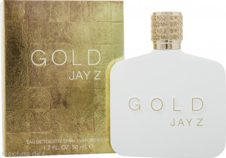 Jay Z Gold Eau de Toilette 50ml Spray