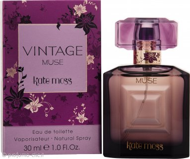 Kate Moss Vintage Muse Eau de Toilette 30ml Spray