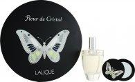 Lalique Fleur De Cristal Confezione Regalo 100ml EDP + Specchio