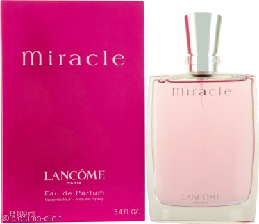 Lancome Miracle Eau de Parfum 100ml Spray