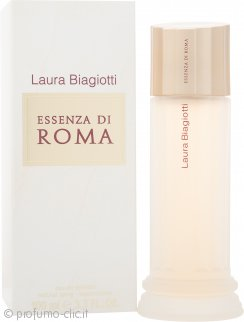 Laura Biagiotti Essenza di Roma Eau de Toilette 100ml Spray