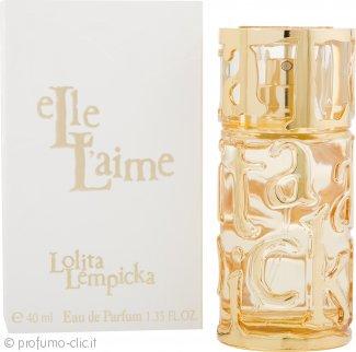 Lolita Lempicka Elle L'aime Eau de Parfum 40ml Spray