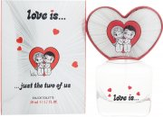 Love Is... Eau de Toilette 50ml Spray