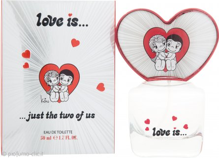 Love Is... Love Is... Eau de Toilette 50ml Spray