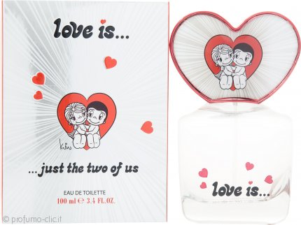Love Is... Eau de Toilette 100ml Spray