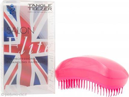 Tangle Teezer Salon Elite Detangling Spazzola per Capelli - Dolly Pink