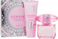 Versace Bright Crystal Absolu Confezione Regalo 90ml EDP + 100ml Lozione Corpo