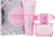 Versace Bright Crystal Absolu Confezione Regalo 2 x 30ml EDP