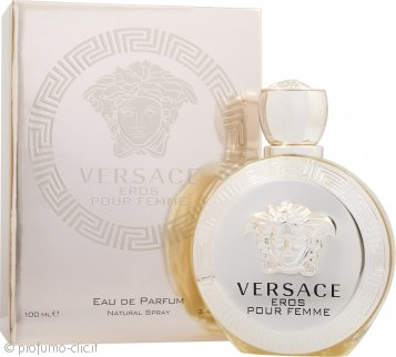 Versace Eros Pour Femme Eau de Parfum 100ml Spray