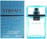 Versace Man Eau Fraiche Eau de Toilette 30ml Spray