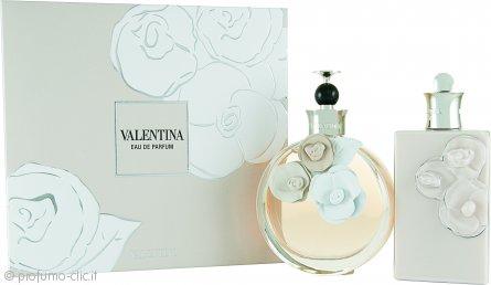 Valentino Valentina Confezione Regalo 80ml Eau de Parfum + 100ml Lozione per il Corpo