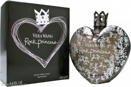 Vera Wang Rock Princess Eau De Toilette 100ml Spray