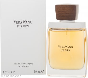 Vera Wang Vera Wang for Men Eau de Toilette 50ml Spray