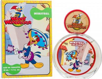 Woody Woodpecker Minstrel Eau De Toilette 50ml Spray