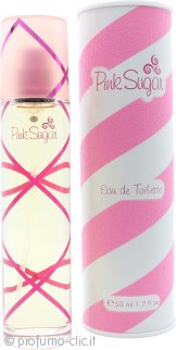 Aquolina Pink Sugar Eau de Toilette 50ml Spray