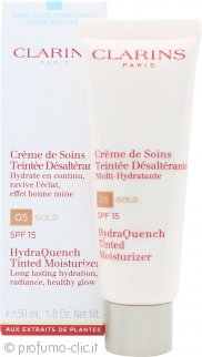 Clarins HydraQuench Tinted Moisturizer 50ml N.5