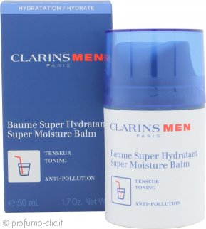Clarins Men Balsamo Super Idratante 50ml