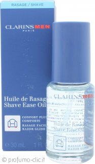 Clarins Men Shave Ease Oil - Olio da Barba 30ml