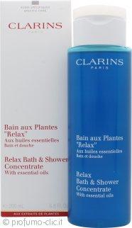 Clarins Relax Concentrato Bagno & Doccia 200ml