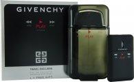 Givenchy Play Intense Confezione Regalo 100ml EDT + 75ml Bagnoschiuma + 75ml Gel Dopobarba
