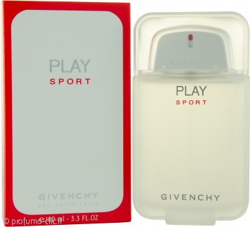 Givenchy Play Sport Eau de Toilette 100ml Spray