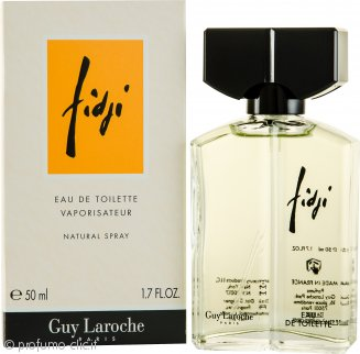 Guy Laroche Fidji Eau De Toilette 50ml Spray