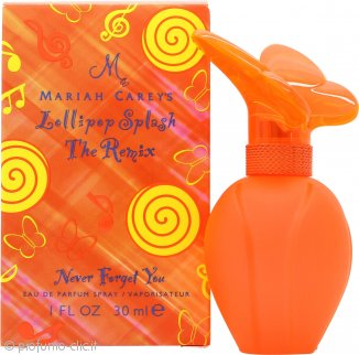 Mariah Carey Lollipop Splash The Remix Never Forget You Eau de Parfum 30ml Spray