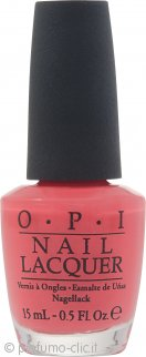OPI Brazil Nail Lacquer 15ml Live. Love.Carnaval