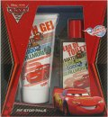 Disney Cars Confezione Regalo 30ml Spray Corpo + 200ml Gel Doccia