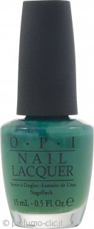 OPI Hong Kong Collection Smalto 15ml Jade Is The New Black