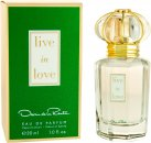 Oscar De La Renta Live in Love Eau de Parfum 30ml Spray