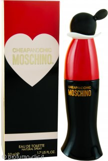 Moschino Cheap & Chic Eau de Toilette 50ml Spray