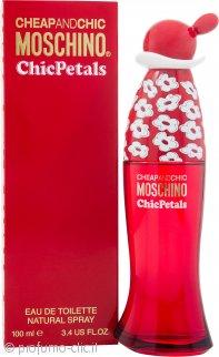Moschino Cheap & Chic Chic Petals Eau de Toilette 100ml Spray