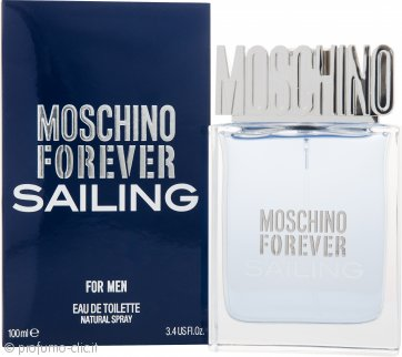Moschino Forever Sailing Eau de Toilette 100ml Spray