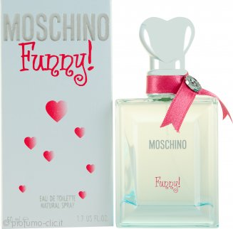 Moschino Funny Eau de Toilette 50ml Spray