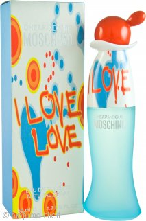 Moschino Cheap & Chic I Love Love Eau de Toilette 50ml Spray