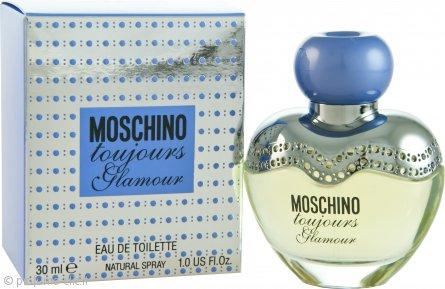 Moschino Toujours Glamour Eau de Toilette 30ml Spray