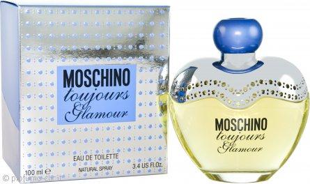 Moschino Toujours Glamour Eau de Toilette 100ml Spray