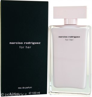 Narciso Rodriguez Narciso Rodriguez for Her Eau de Parfum  100ml Spray