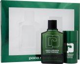Paco Rabanne Paco Rabanne Pour Homme Confezione Regalo 100ml EDT + 75ml Deodorante Stick
