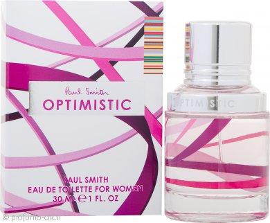 Paul Smith Optimistic for Her Eau de Toilette 30ml Spray