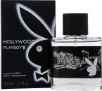 Playboy Hollywood Eau De Toilette 50ml Spray