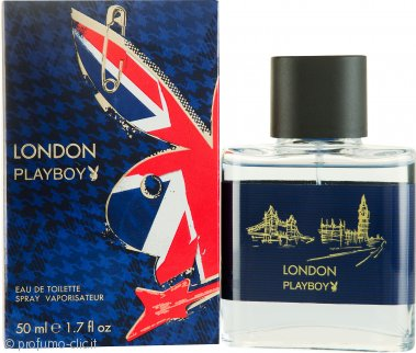 Playboy London Eau de Toilette 50ml Spray