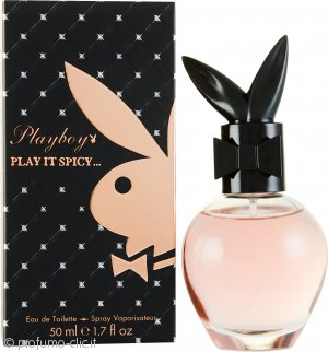 Playboy Play It Spicy Eau de Toilette 50ml Spray